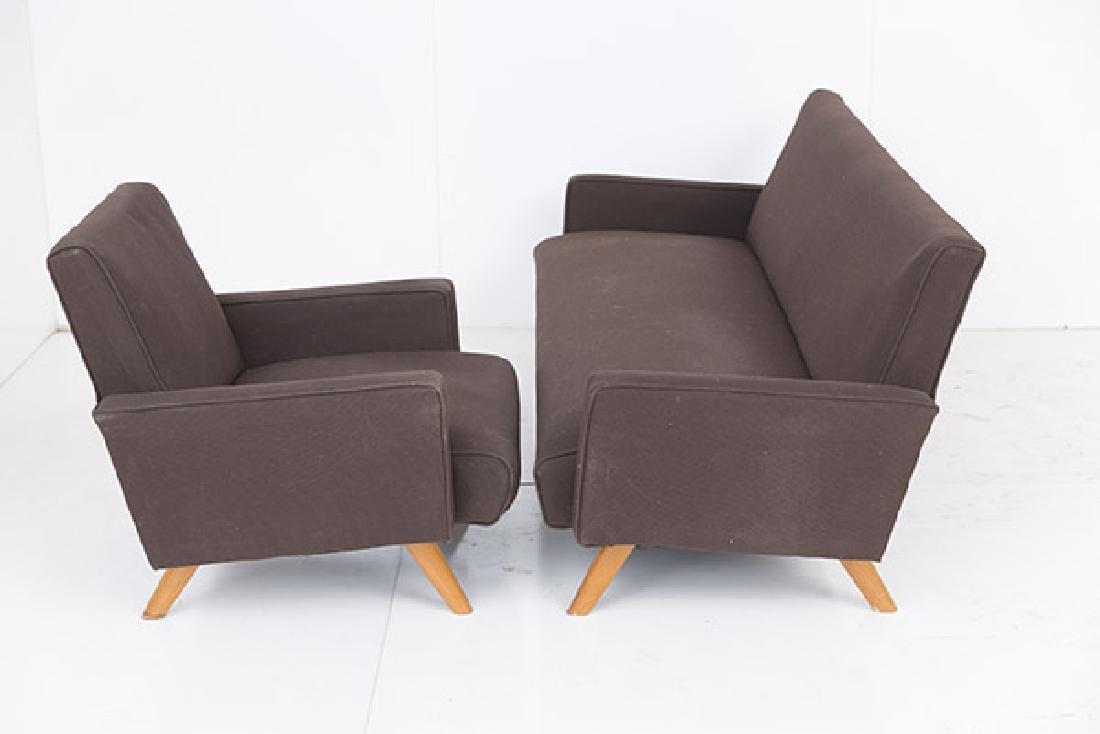 Gio Ponti (Attribution) Sofa & Chair - 5