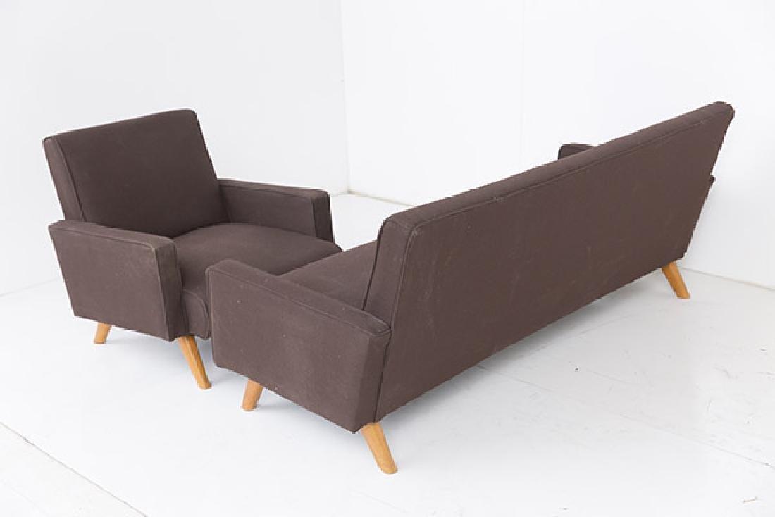 Gio Ponti (Attribution) Sofa & Chair - 7