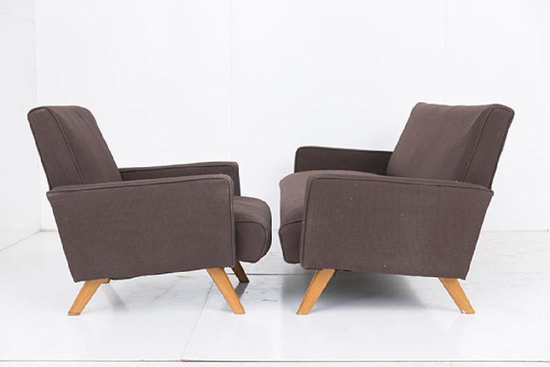 Gio Ponti (Attribution) Sofa & Chair - 9