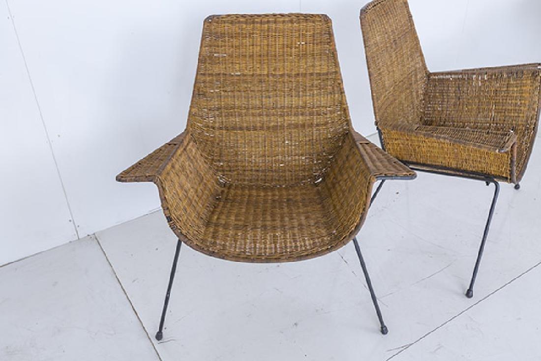 Hendrick Van Keppel & Taylor Green Lounge Chairs - 3