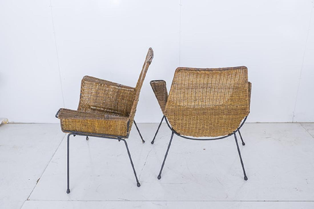 Hendrick Van Keppel & Taylor Green Lounge Chairs - 4