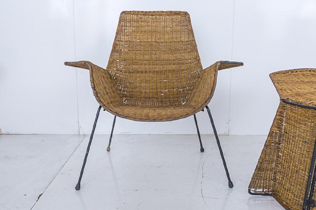 Hendrick Van Keppel & Taylor Green Lounge Chairs - 8