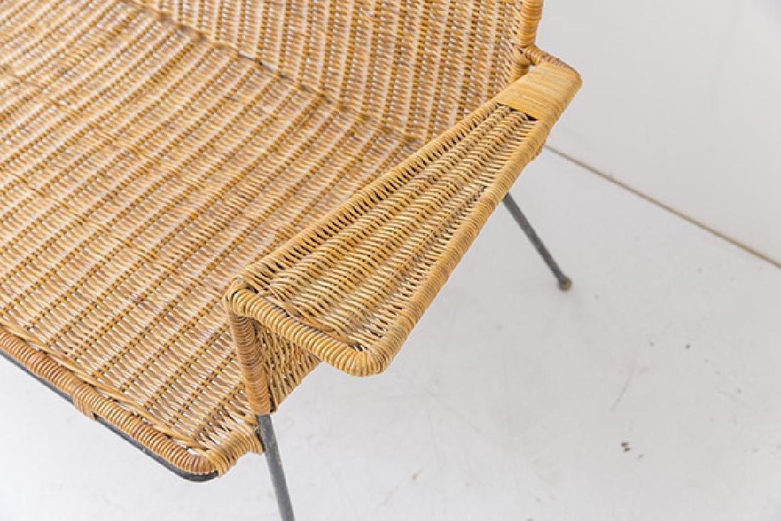 Hendrick Van Keppel & Taylor Rare Green Bench - 3