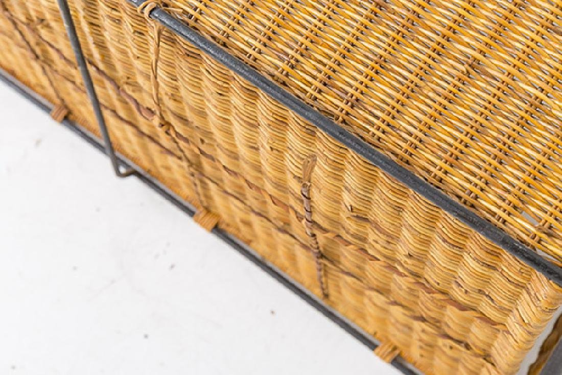 Hendrick Van Keppel & Taylor Rare Green Bench - 9
