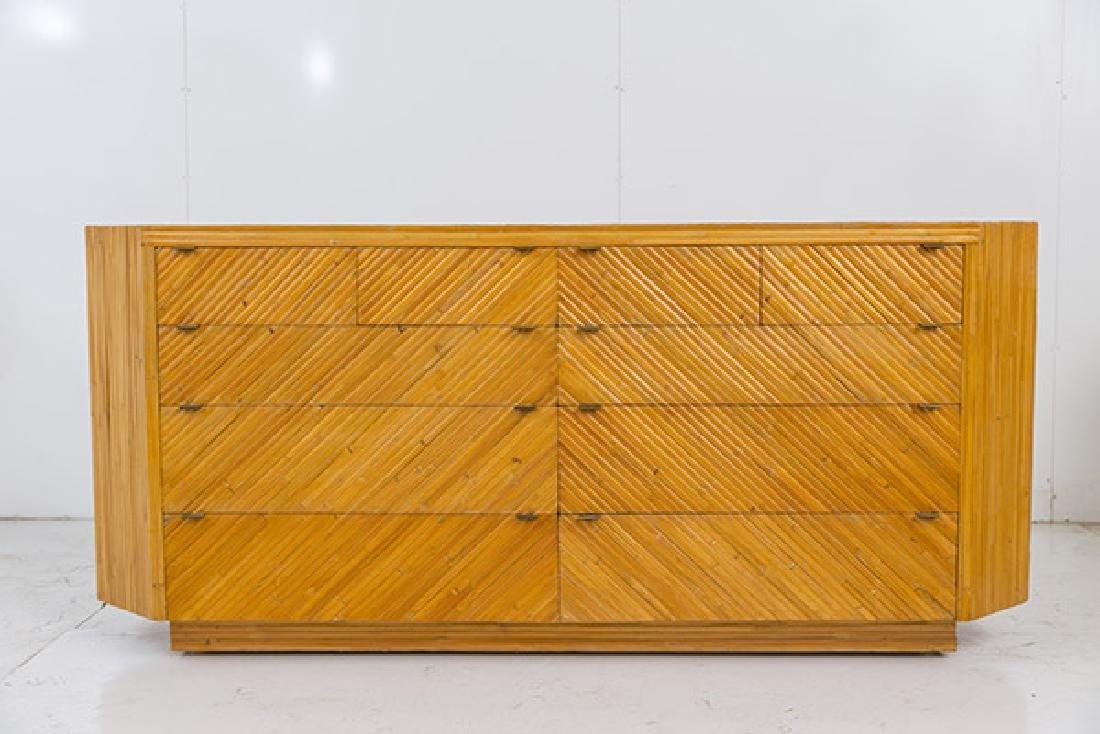 Rare Milo Baughman Cabinet - 2