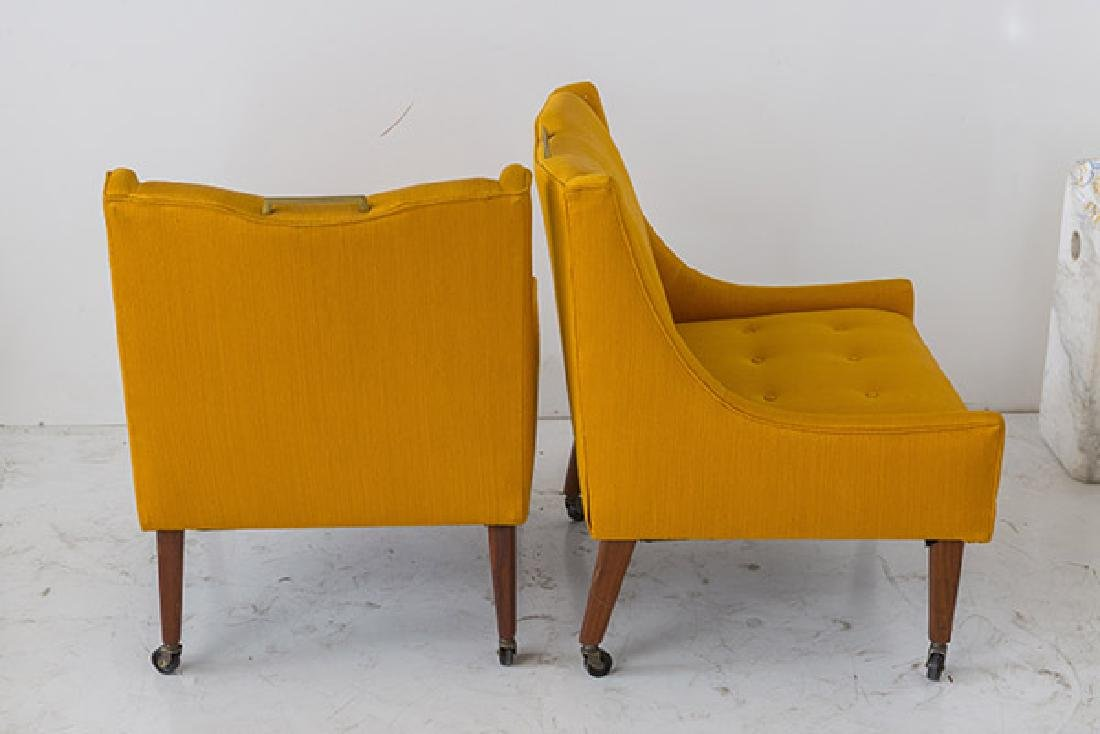 Harvey Probber Lounge Chairs - 3