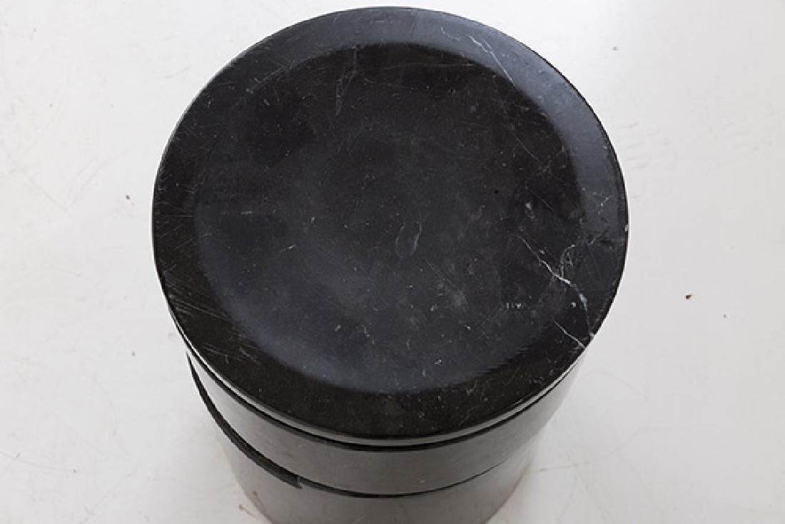 Marble pedestal - 4