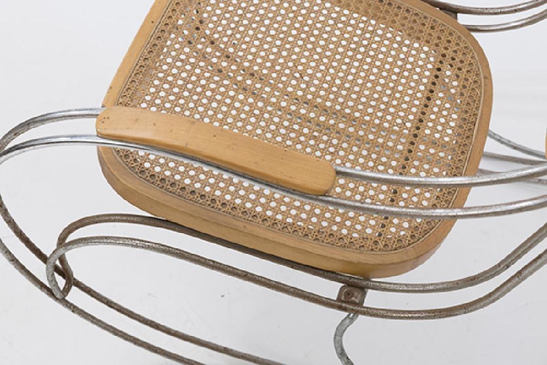 Vintage Italian Rocking Chair - 5