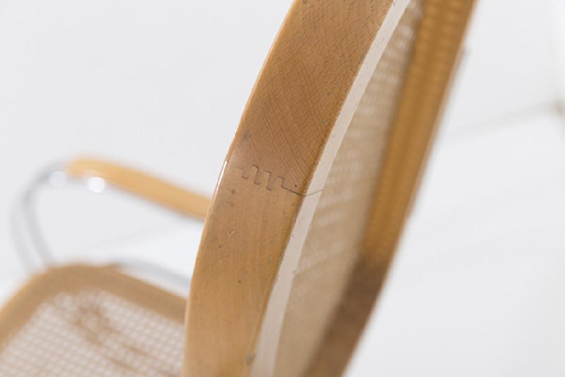 Vintage Italian Rocking Chair - 8