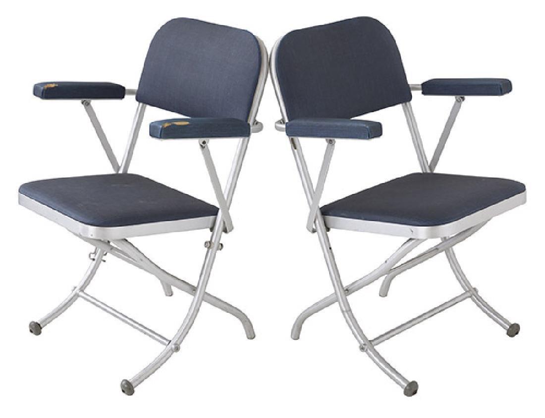 Warren McArthur Folding Chairs