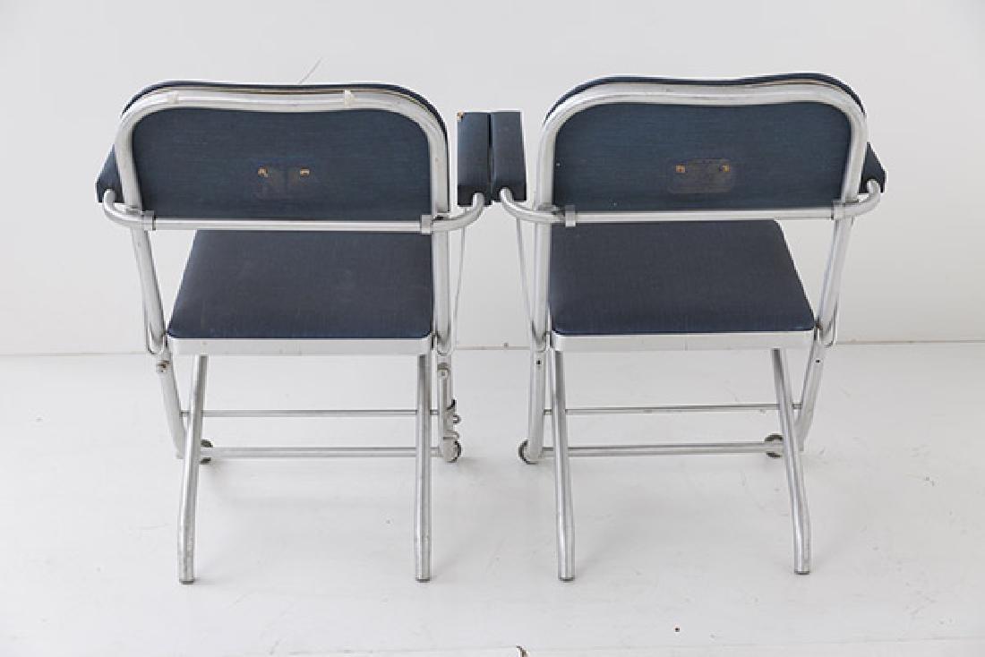Warren McArthur Folding Chairs - 2