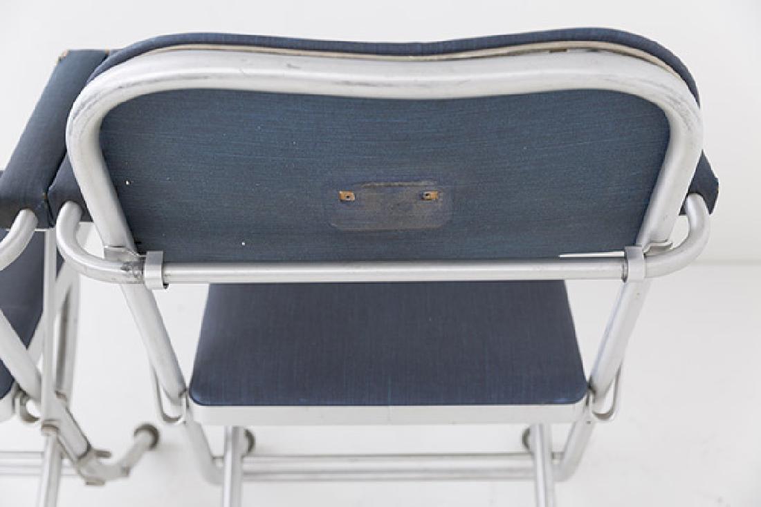 Warren McArthur Folding Chairs - 4