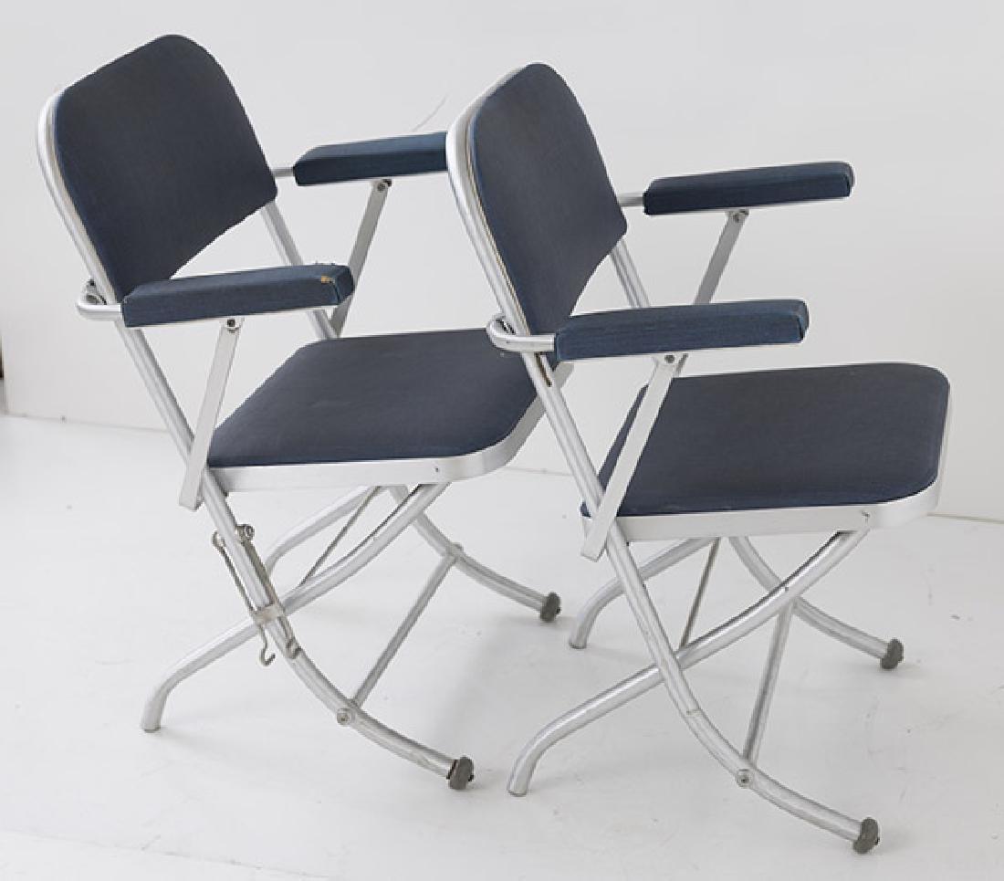 Warren McArthur Folding Chairs - 6