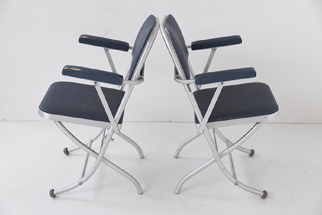 Warren McArthur Folding Chairs - 8