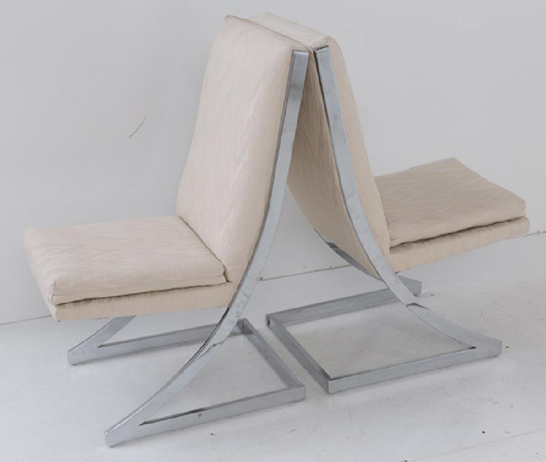 Milo Baughman (Attribution) Dining Chairs - 9