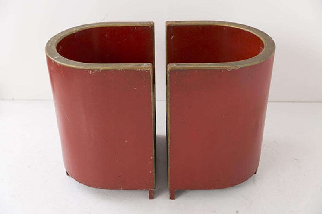 Art Deco Club Chairs - 3