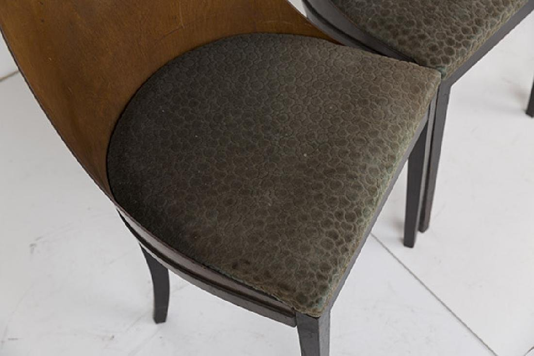 Art Deco Dining Chairs - 2