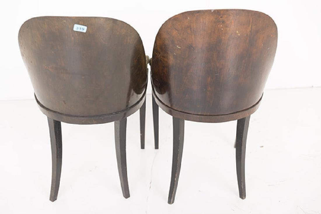 Art Deco Dining Chairs - 5