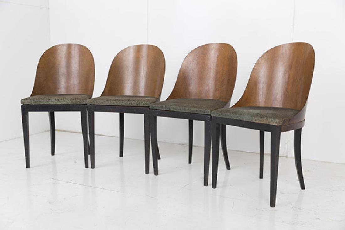 Art Deco Dining Chairs - 6