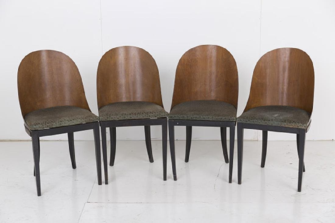 Art Deco Dining Chairs - 7