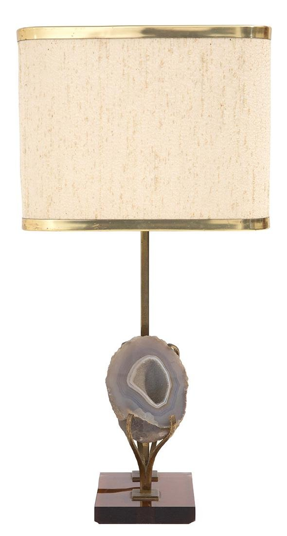 Willy Duro (Attribution) Table Lamp