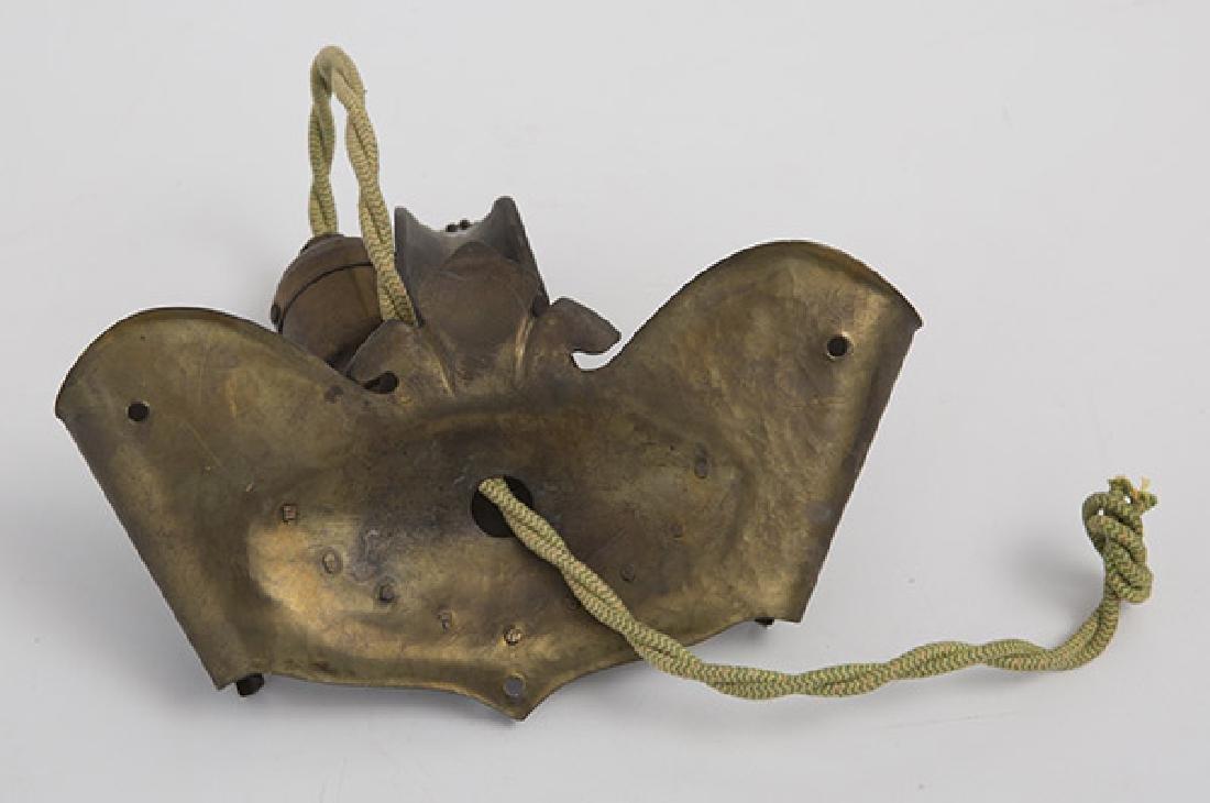 Art & Craft Hand-Hammered Sconces - 7