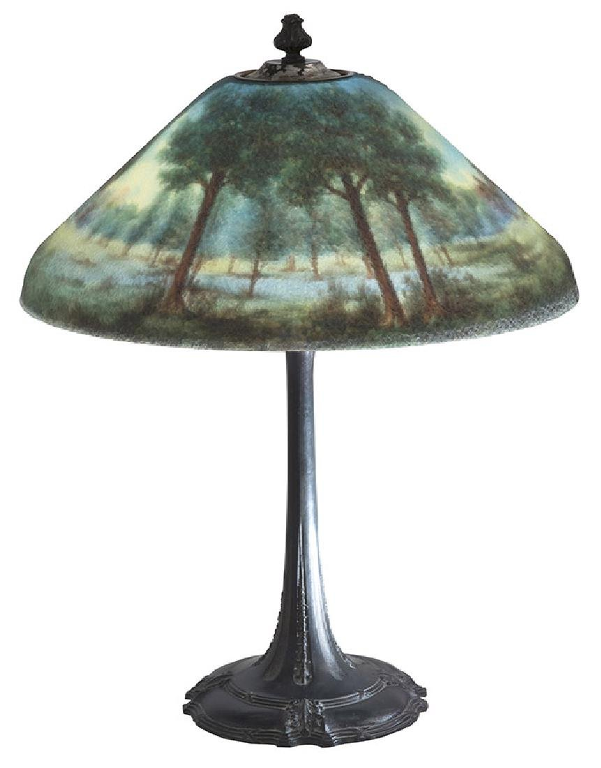 Jefferson Reverse Table Lamp