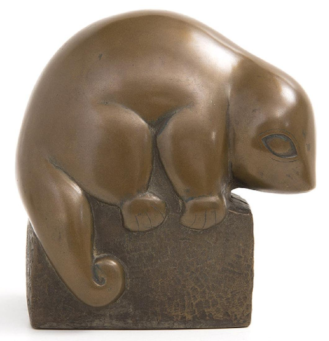 Marian Weisberg Bronze