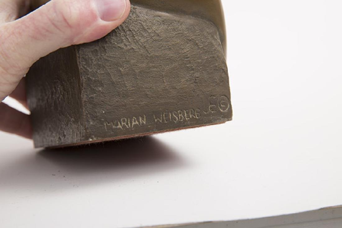 Marian Weisberg Bronze - 5
