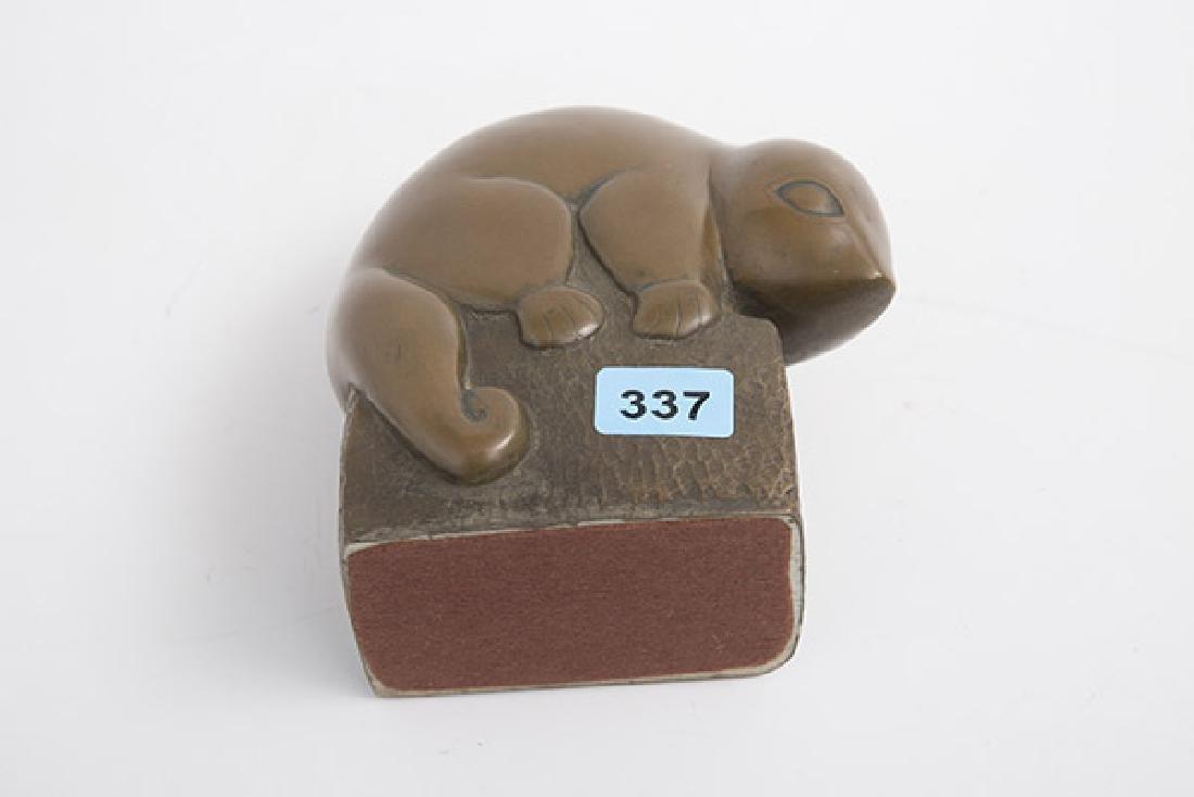 Marian Weisberg Bronze - 8