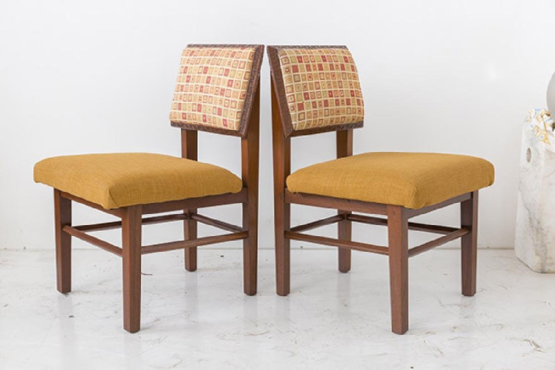Frank Lloyd Wright Dining Chairs - 2