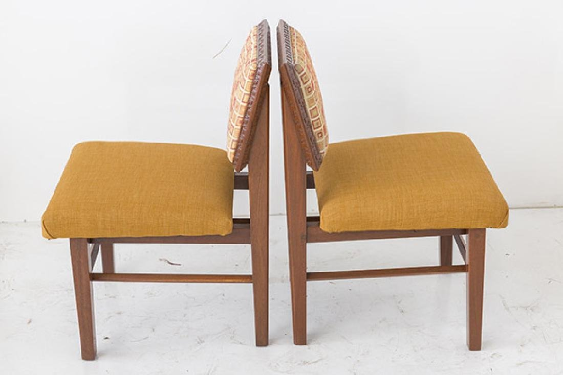 Frank Lloyd Wright Dining Chairs - 4