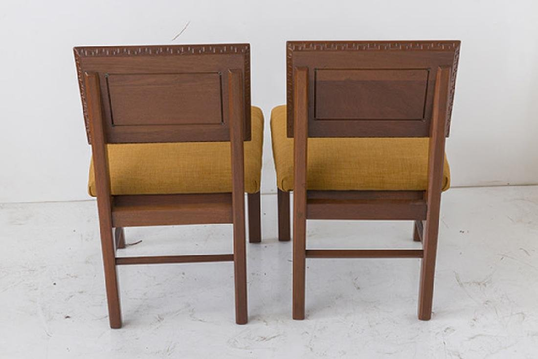 Frank Lloyd Wright Dining Chairs - 5