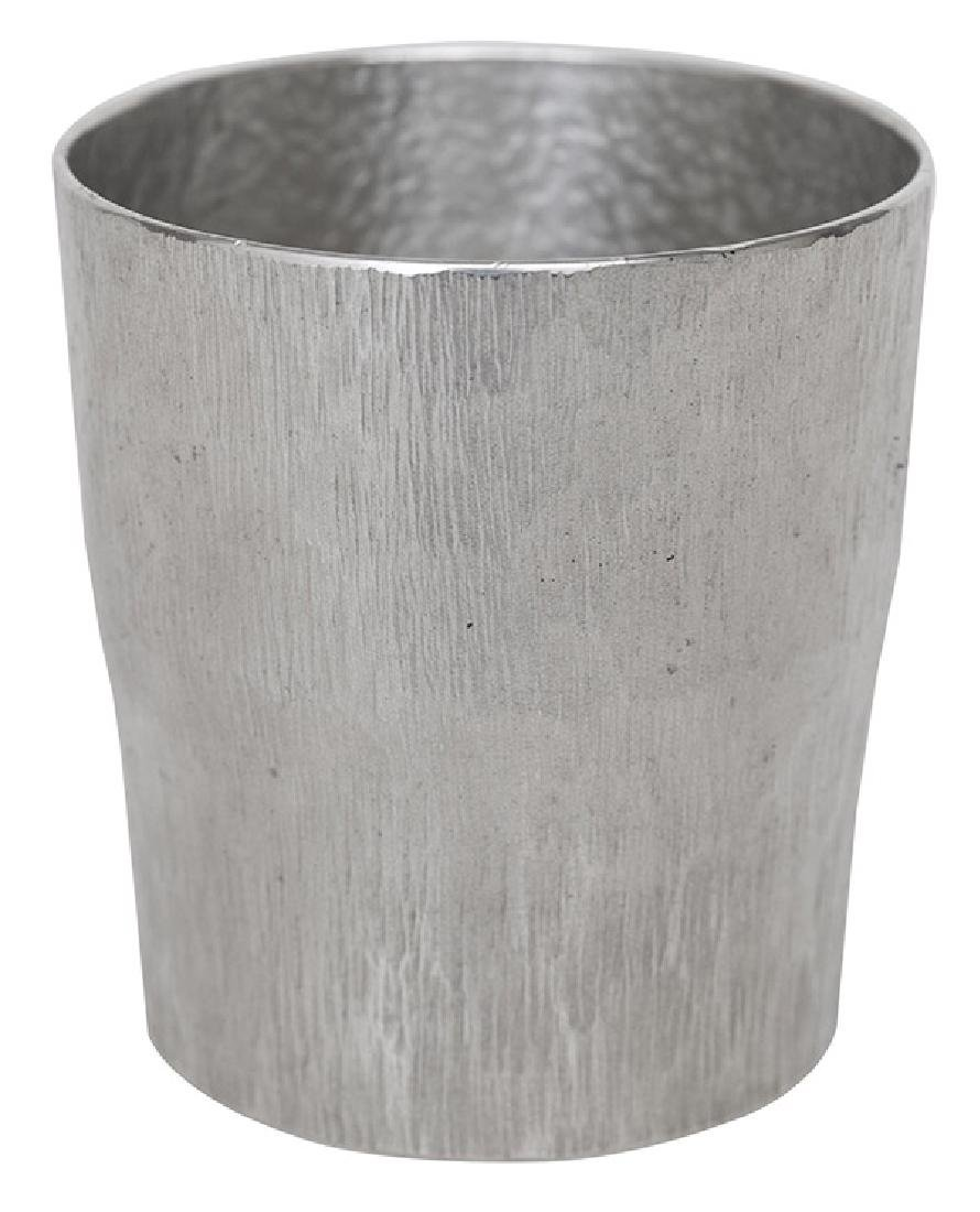 Hand-Hammered Japanese Silver Cup