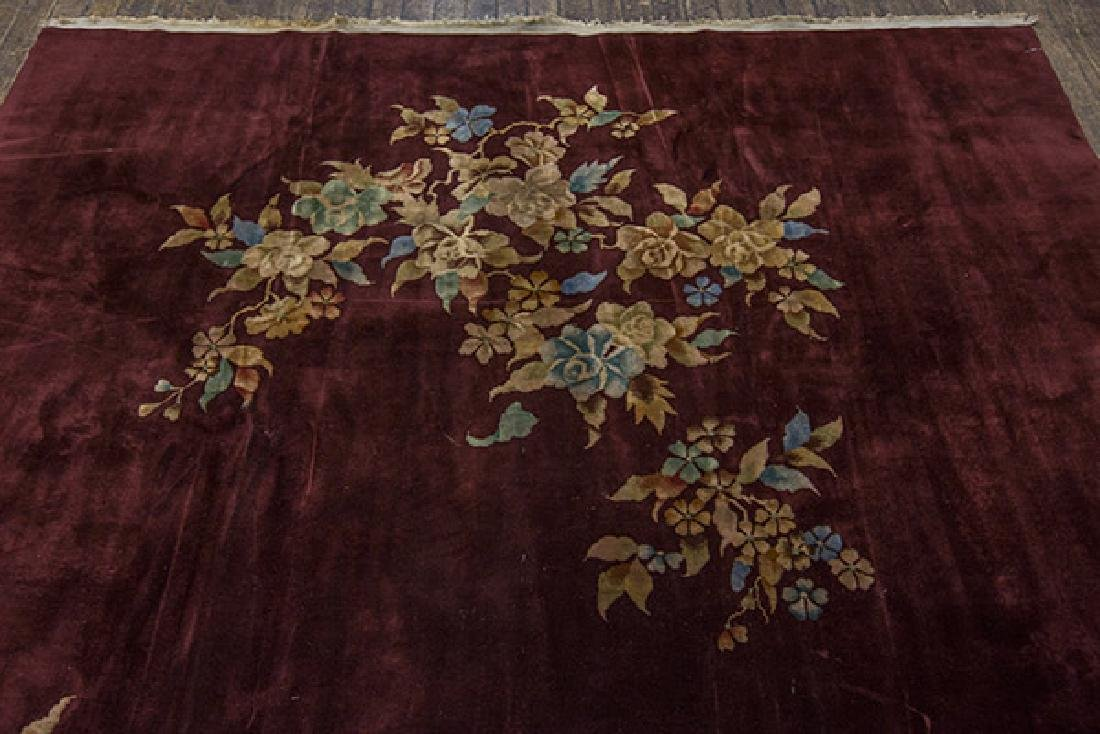 Chinese Area Rug - 3
