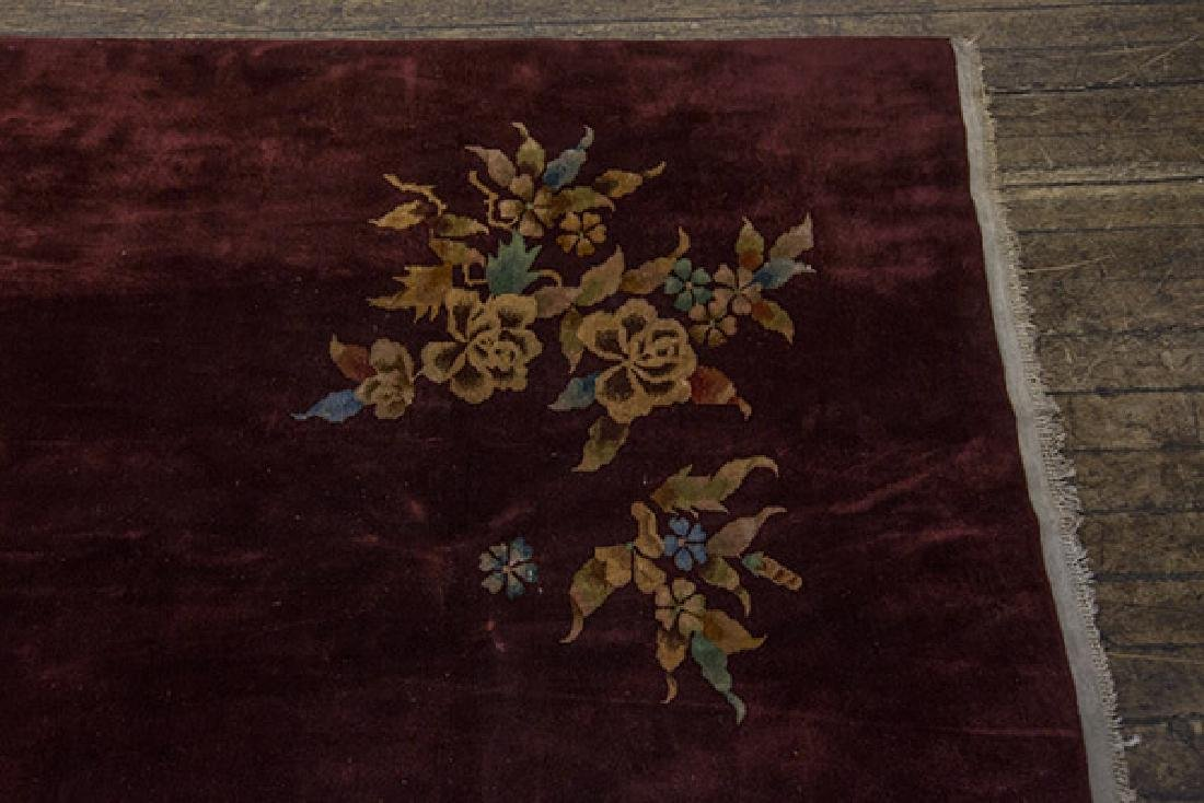 Chinese Area Rug - 6
