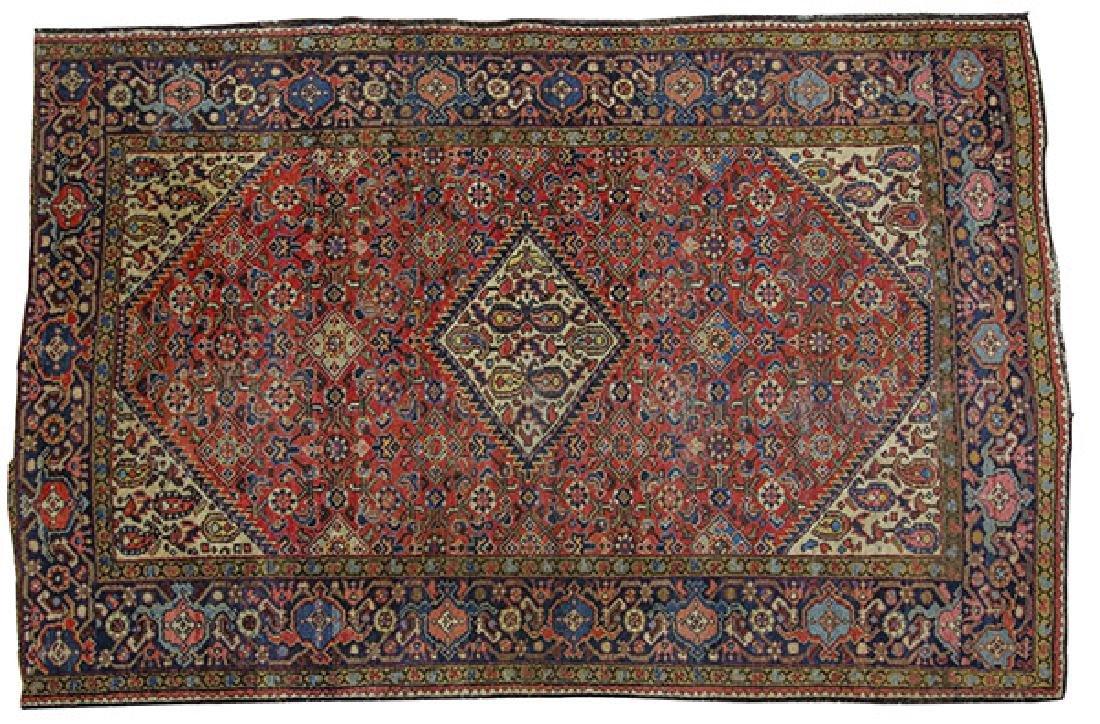 Oriental Hamadan Rug
