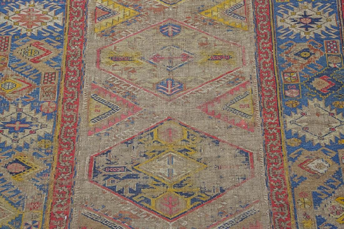 Caucasian Oriental Rug - 4