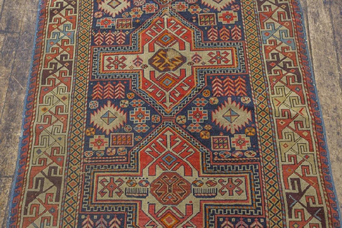 Caucasian Oriental Rug - 3
