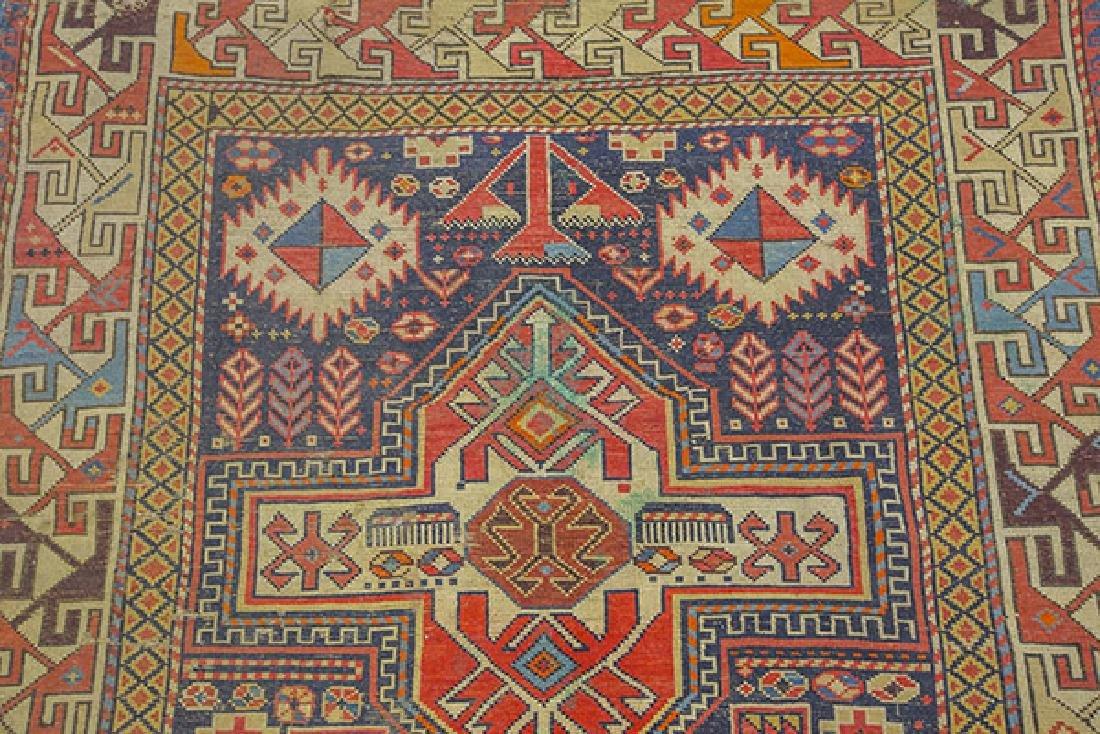 Caucasian Oriental Rug - 9
