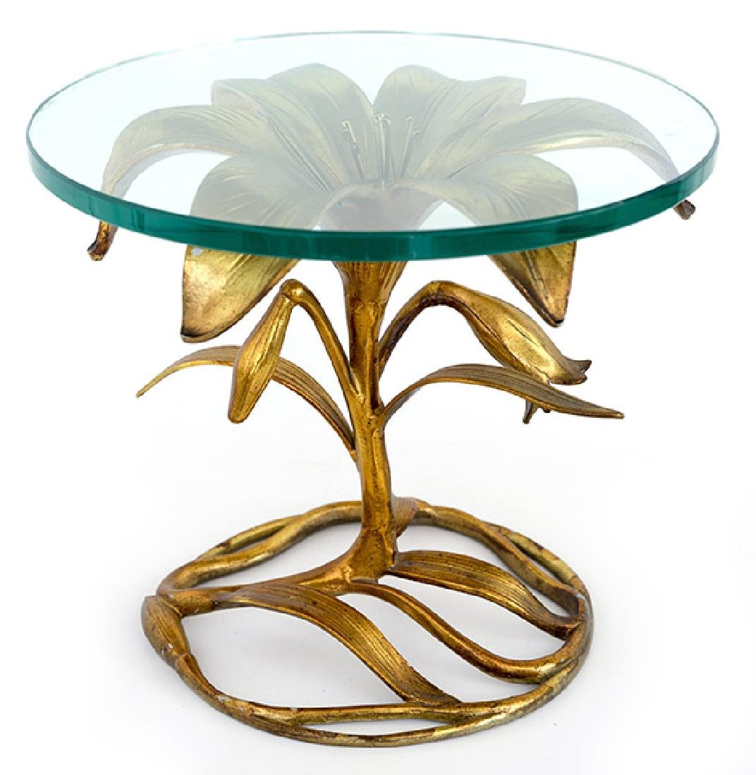 Arthur Court Lily Table