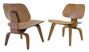 Charles & Ray Eames Early LCW�s