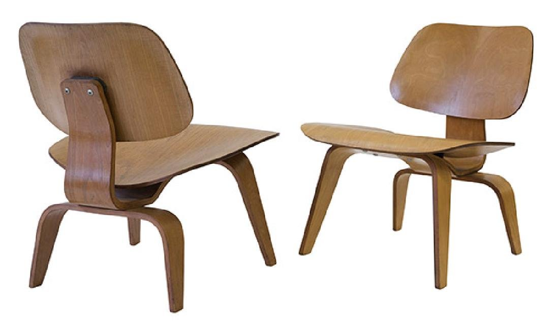 Charles & Ray Eames Early LCW's