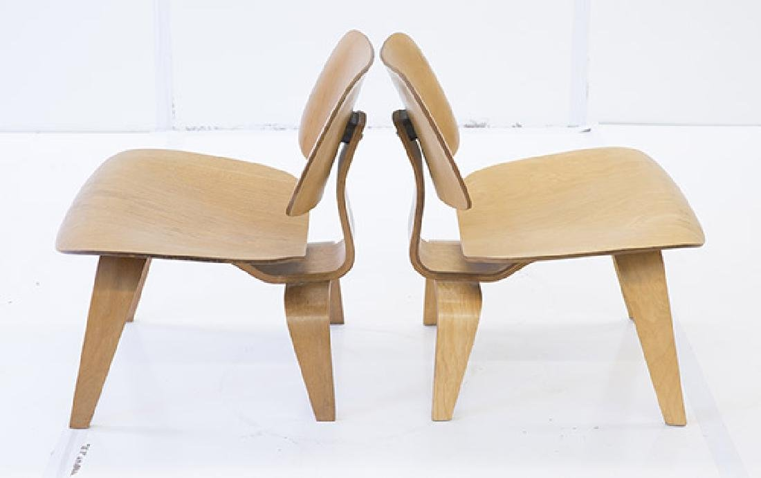 Charles & Ray Eames Early LCW's - 3