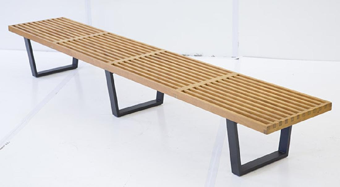 George Nelson and Associates Bench - 3