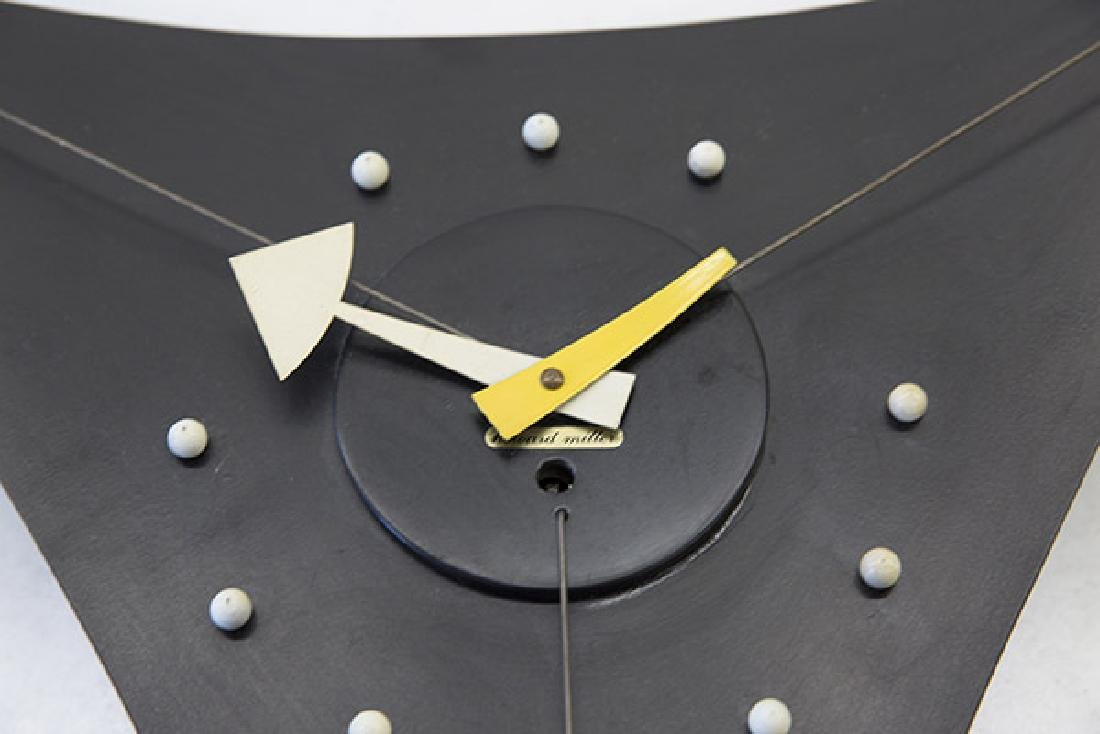 George Nelson & Associates Triangle Wall Clock - 2