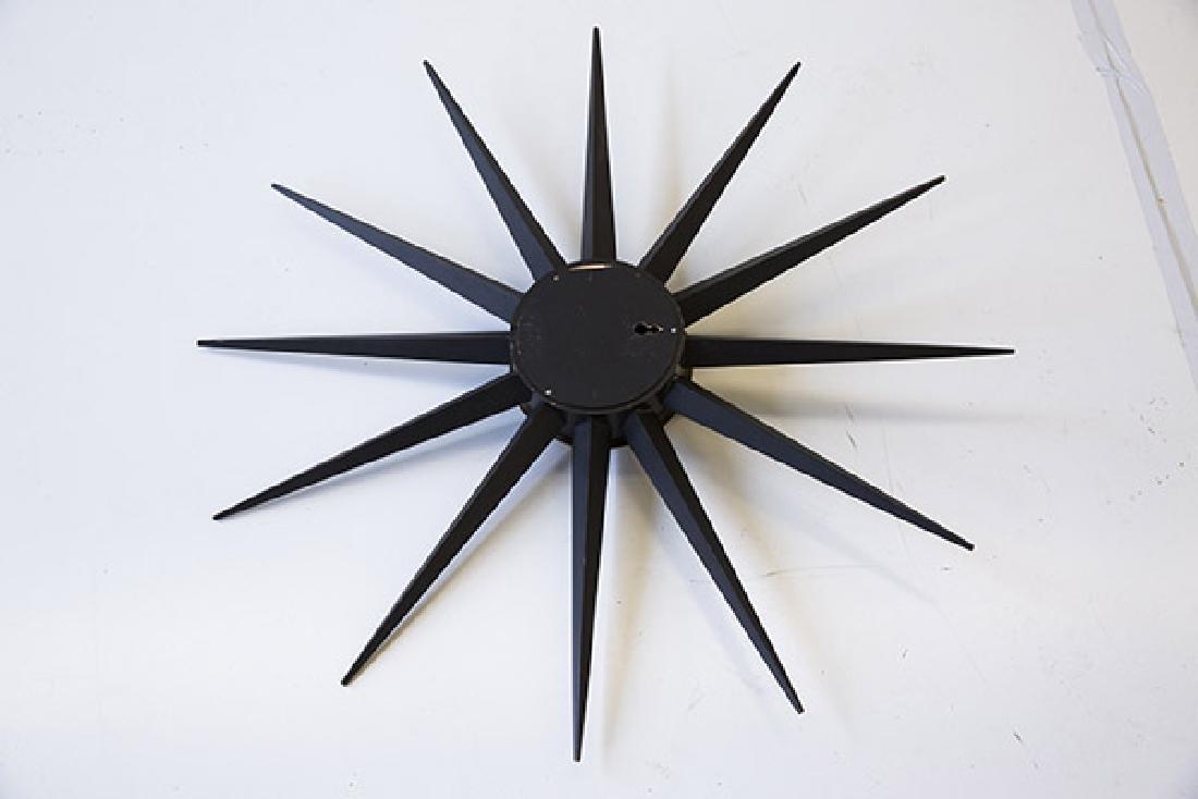 George Nelson & Associates Giant Spike Clock - 3