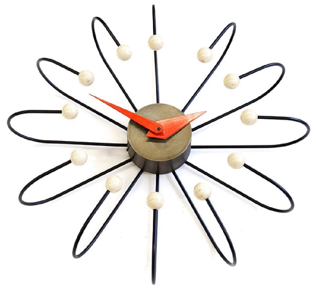 Fredrick Weinberg Wall Clock