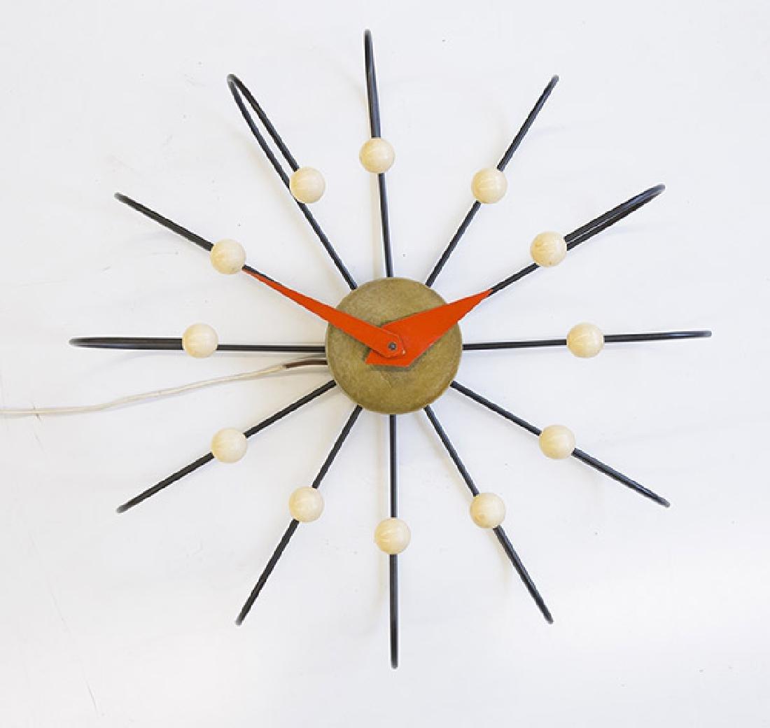 Fredrick Weinberg Wall Clock - 4