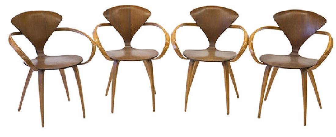 "Norman Cherner ""Cherner Chairs"""